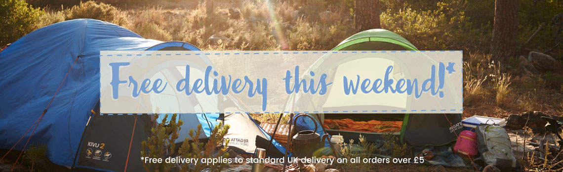 Free Delivery Bank Holiday